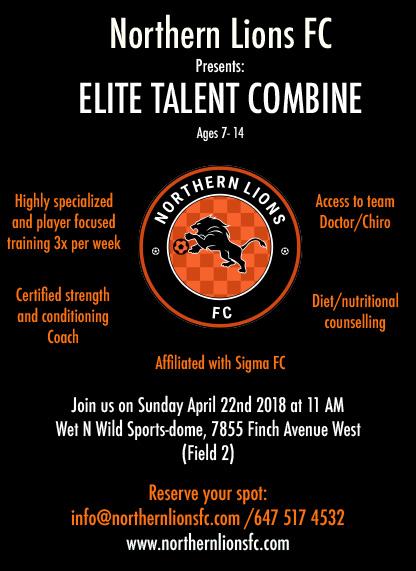 Elite Talent Combine