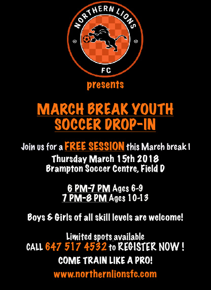 Youth Soccer Drop-In
