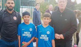 Mick George UK