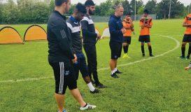 NLFC Soccer Practice