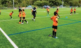 Sigma FC Training Sessions
