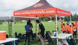Northern Lions Tent